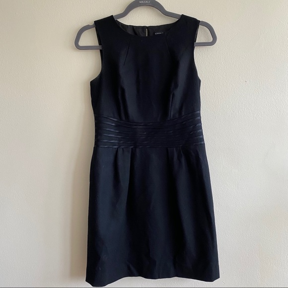 COPY - Banana Republic Black Dress Sz 4